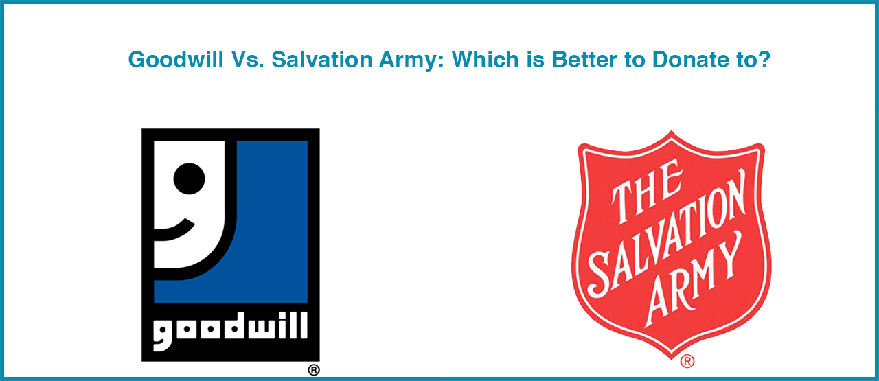 Goodwill Vs. Salvation Army