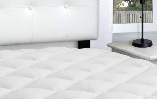 best luxury mattress pad